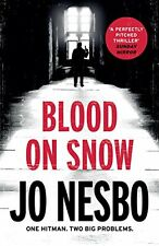Blood on Snow,Jo Nesbo, Neil Smith- 9780099593782