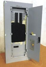 GENERAL ELECTRIC MAIN BREAKER PANEL BOARD AF43S, 252B3429P14, 120/208V, 3PH, 4W