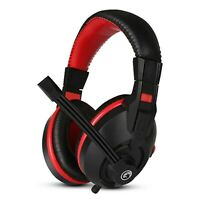 Marvo Gaming Over-Ear Headphones Stereo Headset With Microphone For PC Laptop