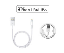 Câble Chargeur Apple Iphone Original Cordon USB Lightning 1M - Blanc