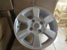 "2012 Nissan Versa OEM Factory 40300ZN90A Original 15"" Machined Wheel Rim 62577 *"