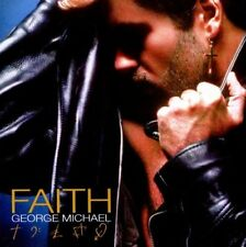 GEORGE MICHAEL (FAITH - REMASTERED CD SEALED + FREE POST)