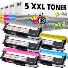 5XL TONER für BROTHER TN-325 DCP9055CDN DCP9270CDN HL4140CN HL4150CDN HL4570CDWT