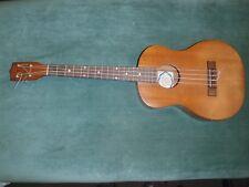 Vintage Arthur Godfrey #6174 Baritone Ukulele - Eddie Connors For Vega/Boston MA