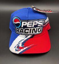Jeff Gordon #24 Pepsi Racing Adjustable Hat NASCAR New Red White Blue