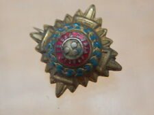WW2 British Order of the Bath Tria Juncta in Uno Sweetheart Brooch Pip