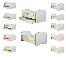 Babybett Kinderbett Jugendbett Matratze Lattenrost NEU 140x70 oder 160x80 Bett