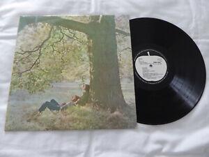 John Lennon - Plastic Ono Band UK 1970 LP Apple 1U/1U 1st press nice VG+/VG++!
