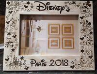 Personalised Disney Photo Frame Free Engraving Landscape Design