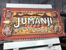 Jumanji The Board Game Milton Bradley 1993