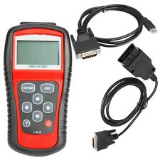 EOBD OBD2 OBDII Car Scanner Diagnostic Live Data Code Reader Check Engine