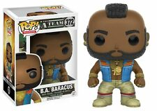 Funko Pop TV - The A-Team: B.A. Baracus Vinyl Action Figure Collectible Toy 6426