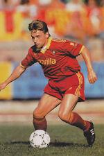Foto de fútbol > Thomas Hassler Roma 1992-93
