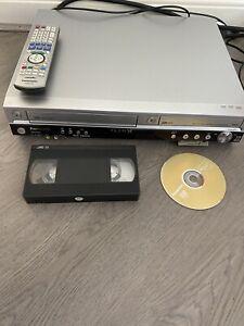 PANASONIC DMR-EZ45V DVD VCR Video Recorder, Combi, COPY VHS TO DVD - Tested GWC