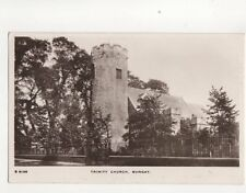 Trinity Church Bungay [S6138] 1910 RP Postcard 155b