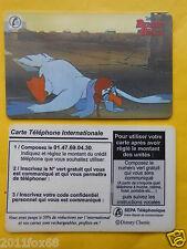 telefonkarten phone cards cartes de telephone bernard et bianca bianca e bernie
