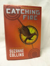 Catching Fire Suzanne Collins (2009, Hardcover) 1st Edition Hunger Game Series