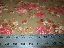 "PKaufman Biltmore Corral ""Rose"" Fabric 54"" Cotton"