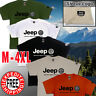 Jeep Style T-shirt Wrangler Rubicon Trail Rated Offroad 4x4