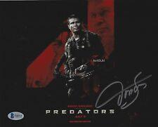 Oleg Taktarov Signed Predators Movie 8x10 Photo BAS Beckett COA UFC Autograph 1