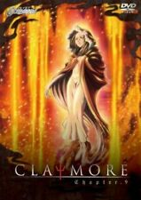 CLAYMORE CHAPTER.9-JAPAN DVD Q33