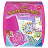 Ravensburger Mandala-Designer Mini Unicorn Malset Mal Set Mandala Box Einhorn