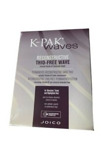Joico K-Pack Waves Reconstructive Thio-Free Wave Bleached Tinted Chemical Treat
