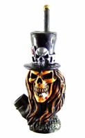 Figurenpfeife Tabak Pfeife rauchen Zombie Horror Geschenk Deko Sammler Neu WoW