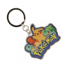 Pokemon Multi Character Keychain (Metal) Officially Licensed Pokemon Accessories