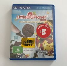 Little Big Planet Marvel Super Hero Edition Vita New Sealed