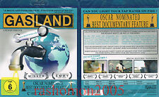 Blu-Ray GASLAND (2010) Josh Fox Documentary Fracking Region B/2 NEW