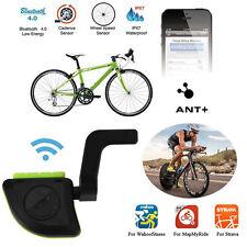 Bike RPM Speed Sensor Bluetooth ANT Wireless Bicycle Speedometer Cadence Sensor