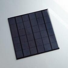 Mini Poly Solar Panel Small Solar Cell PV Module for DIY Kits 9V 4.5W 5W 500mA