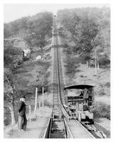 Jim Thorpe Mauch Chunk PA Switchback Railway 8 x 10 Silver Halide Photo