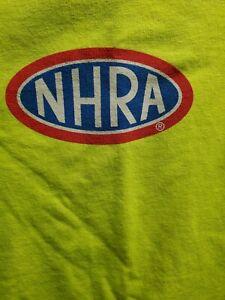 NHRA CREW SAFTY SHIRT / Large