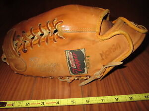 """VINTAGE RAWLINGS GEORGE MC QUINN """"THE CLAW"""" T-80 TRAPPER MODEL LEFTY"""