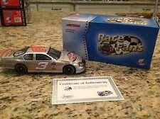 1:24th 2004 Action QVC Dale Earnhardt Sr #3 The Victory Lap 7x Champion RARE COA