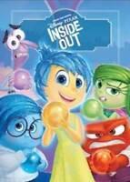 Disney Pixar Inside Out (Disney Classics), , New, Book