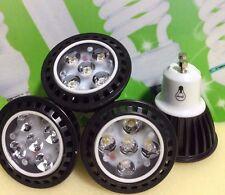 LED SPOT LIGHT BULB 5W=50W GU10,FOUR PIECES,BARGAIN £11.99,COOL DAYLIGHT,QUAILTY