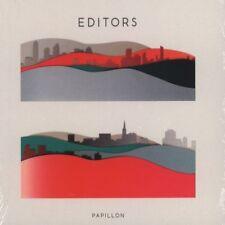 "EDITORS, PAPILLON, 12"" VINYL MAXI SINGLE, 45RPM, BELGIUM 2009 (SEALED)"