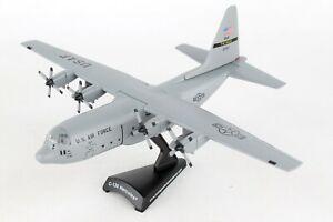 """Lockheed C-130 Hercules """"Spare 617""""  USAF 1/200 Scale Diecast Metal Model"""