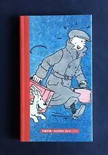 Tintin (Tim) Agenda 2016 Petit Format 9 X 16 cm Zustand Neu