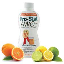 Pro-Stat AWC Sugar-Free Liquid Protein Supplement: Citrus Splash 30oz Bottle