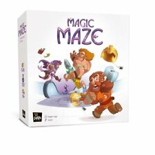 Magic Maze Board Game Dude Games DGMM01 Family Tile Spiel Des Jahres 2017 Party