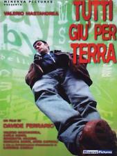 Dvd Tutti giù per Terra (1997) - Caterina Caselli Valerio Mastandrea .. ...NUOVO