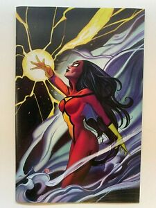 Spider-Woman 5 1:100 Peach Momoko Virgin Variant MARVEL COMICS 2020