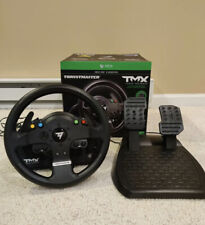 Thrustmaster TMX Force (4469022) Racing Wheel + Pedals Free Shipping Used Good