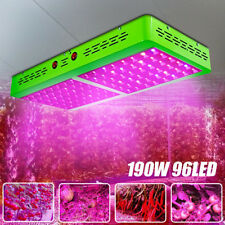 Mars Hydro Reflector 190W LED Grow Light Full Spectrum Indoor Plant Veg Bloom IR
