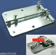 Stainless steel Fixtures Phone PCB Holder Repairing Rework station for i phone