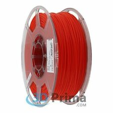 Red 3.00mm Diameter 3D Printer Filament & Consumables